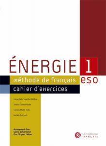 Énergie 1 Cahier personnel et cahier d'exercices