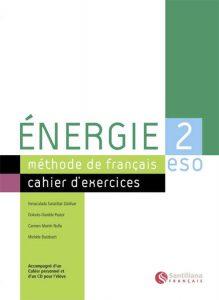 Énergie 2 Cahier personnel et cahier d'exercices