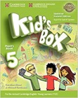 Kid's Box for spanish speakers updated level 5 pupil's Book