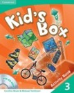Kid's Box 3. Updated Level 3 Activity Book with CD-ROM