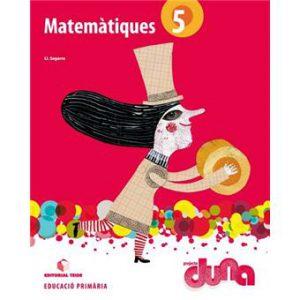 Matemàtiques 5 Projecte Duna