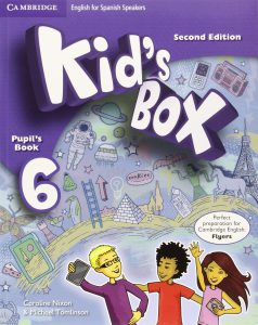 Kid's Box for Spanish Speakers Updated level 6 Pupil's book