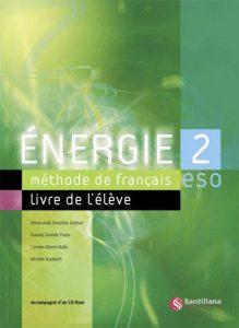 Énergie 2 Livre de l'élève